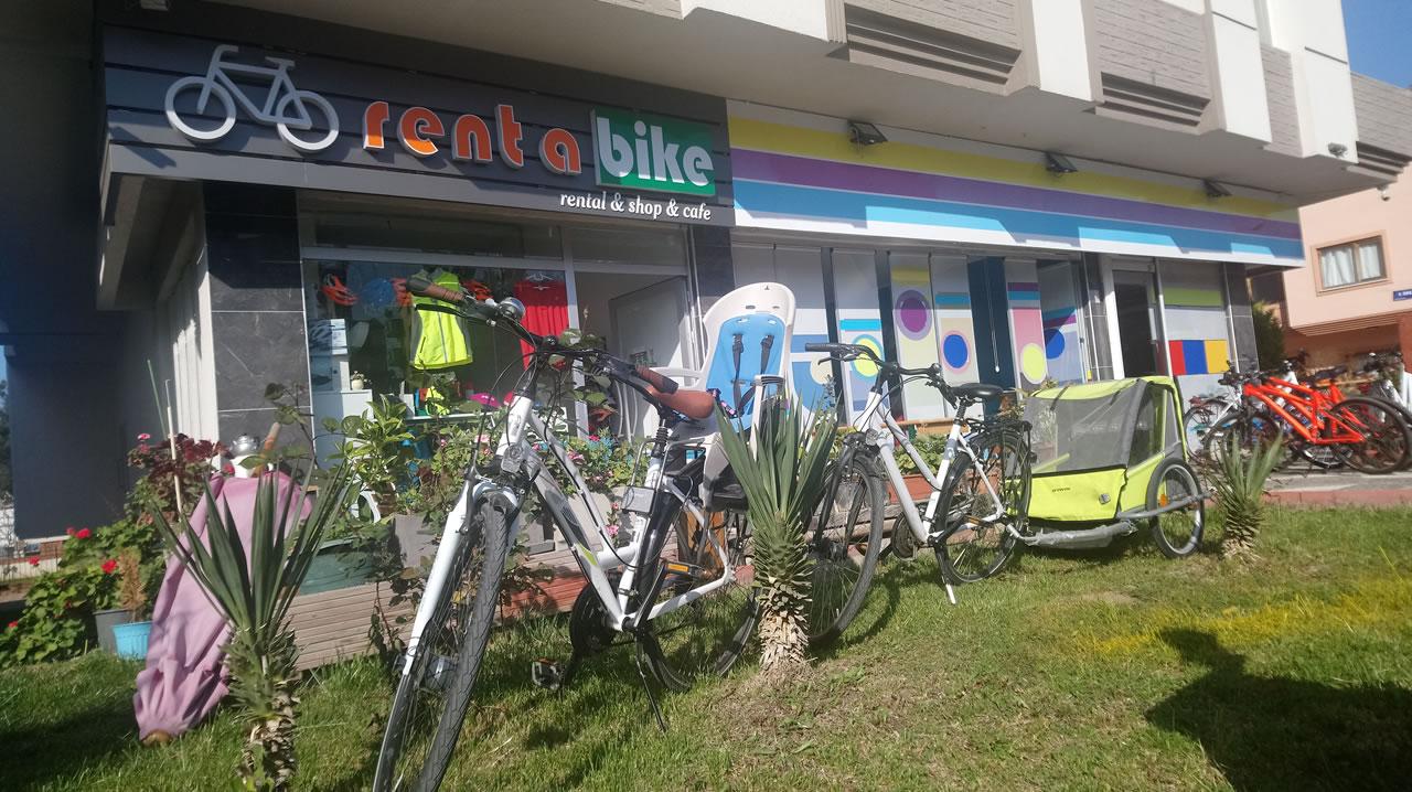 Aile Boyu Bisiklet